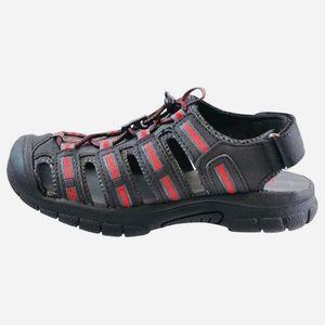 Khombu Boy's Athletic Sandals Shoes SZ 1
